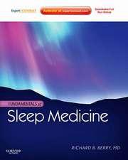 Fundamentals of Sleep Medicine: Expert Consult - Online and Print