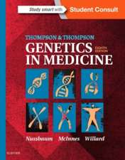 Thompson & Thompson Genetics in Medicine