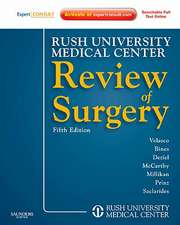 Rush University Medical Center Review of Surgery: Expert Consult - Online and Print