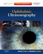 Ophthalmic Ultrasonography: Expert Consult - Online and Print