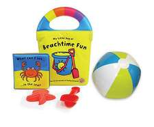 My Little Bag of Beachtime Fun [With Sand Mold, Shovel, Beach Ball]