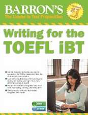 Writing for the TOEFL iBT [With MP3]:  Get Fresh & Clean with Little Frog [With Bath Mitt]