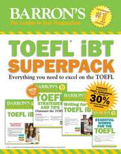 TOEFL Ibt Superpack, 3rd Edition:  A Guide to Healthy Goodnight Rituals