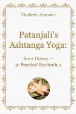 Patanjali's Ashtanga Yoga