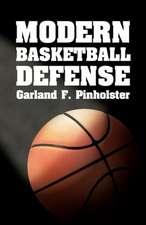 Modern Basketball Defense
