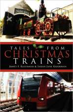 Tales from Christmas Trains, 1830-2030