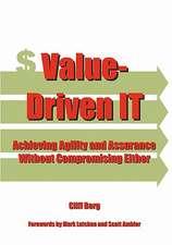Value-Driven It