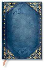 Paperblanks Peacock Punk MIDI Lined: Hardcover