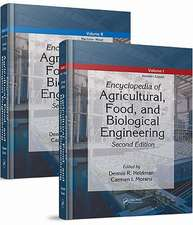Encyclopedia of Agricultural, Food, and Biological Engineering 2 Volume Set