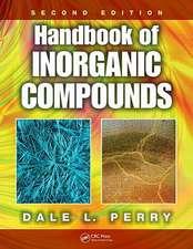 Handbook of Inorganic Compounds, Second Edition