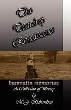 The Teardrop Renaissance:  Damnatio Memoriae...