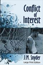 Conflict of Interest [Large Print]:  A Guide to Entering the Faerie Realms
