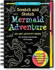 Mermaid Adventure Scratch & Sketch