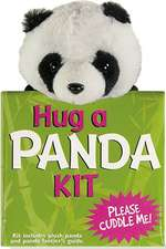 Hug a Panda Kit (Book with Plush)