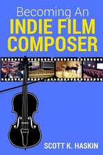 Becoming an Indie Film Composer:  Slc Dog