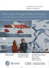 The New Foreign Policy Frontier