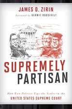 Supremely Partisan