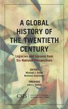 A Global History of the Twentieth Century