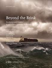 BEYOND THE BRINK ESCALATION ANPB