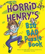 Horrid Henry's Big Bad Puzzle Book