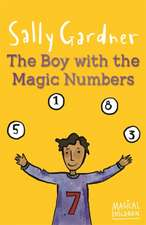 The Boy with the Magic Numbers