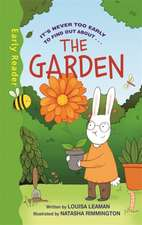 Early Reader Non Fiction: The Garden