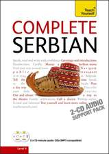 Complete Serbian Beginner to Intermediate Course