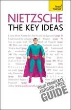 Nietzsche - the Key Ideas: Teach Yourself