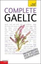 Complete Gaelic Beginner to Intermediate Book