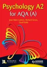 Psychology A2 for AQA (A)