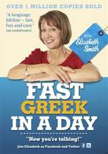 Fast Greek in a Day with Elisabeth Smith