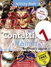 Contatti Italian 1:  Beginner's Course