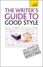 Writer's Guide to Good Style