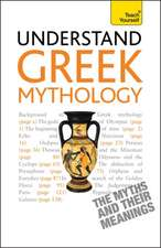 Understand Greek Mythology:  A Care Worker Handbook