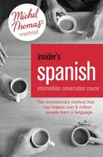 Michel Thomas Conversation Builder Spanish