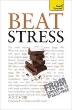 Beat Stress: Teach Yourself