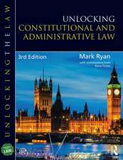 Unlocking Constitutional & Administrative Law:  All That Matters