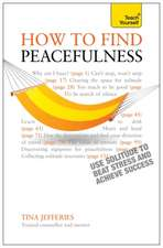 Peacefulness:  The Secret of How to Use Solitude to Counter Stress and Breed Success