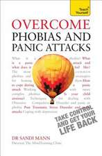 Overcome Phobias and Panic Attacks:  A Teach Yourself Guide