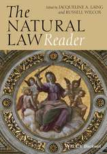 The Natural Law Reader