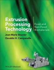 Extrusion Processing Technology: Food and Non–Food Biomaterials