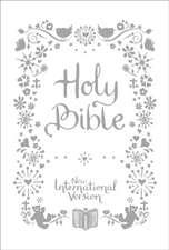 Version, N: NIV Tiny White Christening Bible