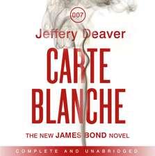 Deaver, J: Carte Blanche