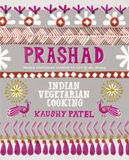 Prashad Cookbook