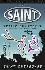 Charteris, L: Saint Overboard