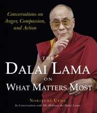 Ueda, N: The Dalai Lama on What Matters Most