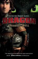 Cowell, C: How to Train Your Dragon