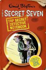 Secret Seven Top Secret Detective Notebook