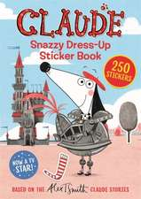 Claude TV Tie-ins: Snazzy Dress-Up Sticker Book