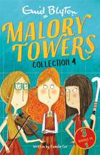 MALORY TOWERS COLLECTION 4 BOOKS 10-12